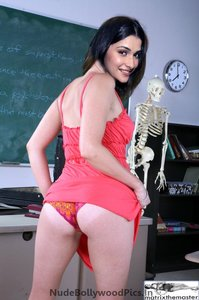 Prachi Desai Nude in School & Gets Fucked in Pussy [Fake]